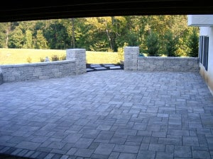 Landscaping Around Deck PA