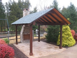 Backyard Roof Structure Ideas Montgomery County PA