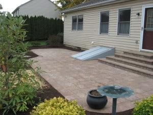 Backyard Pavers and Walkway PA