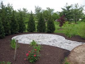Stone Garden Landscape Ideas PA