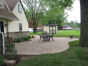 Patio Ideas for backyard PA