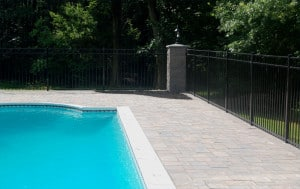 In Ground Pool Landscaping Ideas PA