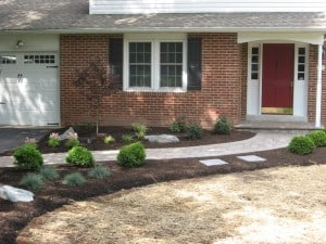 Landscaping Ideas for front of House PA