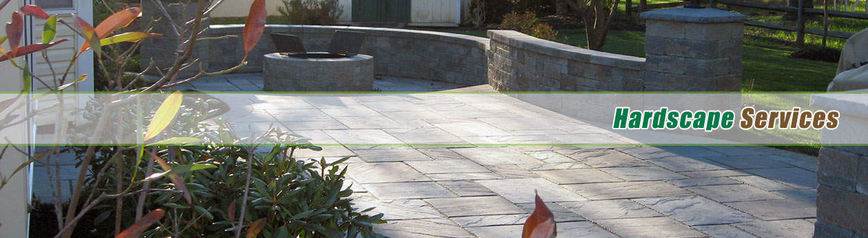 Hardscape Design and Installation Montgomery County PA