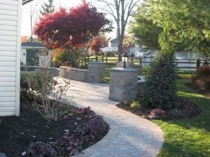 Small Yard Landscaping PA