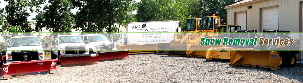Commercial Snow Removal Montgomery County Pa