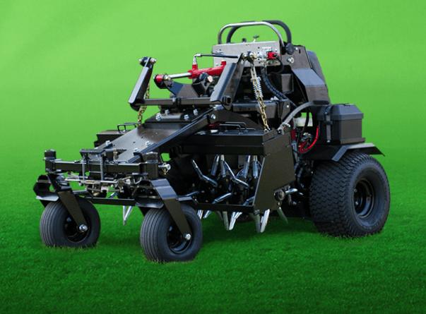 Lawn Aerator Equipment